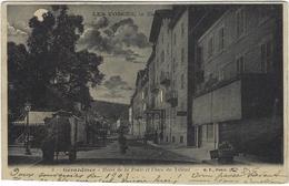 88  Gerardmer  Hotel De La Poste  Et Place Du Tilleul - Gerardmer
