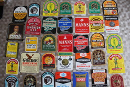 G-1 / Étiquettes,Beerlabel,Bieretiket / Lot De 70 Différentes Etiquettes,  Lot Of 70 Different Labels, England - Bière