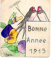 BONNE ANNEE 1913 - Nouvel An