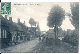 VIEILLE CHAPELLE. ENTREE DU VILLAGE - Frankrijk