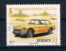 Jersey 2005 Autos Mi.Nr. 1181 Gestempelt - Jersey
