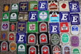 G-3 / Étiquettes,Beerlabel,Bieretiket / Lot De 75 Différentes Etiquettes,  Lot Of 75 Different Labels, England - Bière