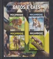 M326. Mozambique - MNH - 2016 - Nature - Animals - Pets - Dogs - Pflanzen Und Botanik
