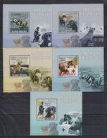 J326. Guinea-Bissau - MNH - Animals - Dogs - Deluxe - 2009 - Briefmarken