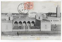 1913 - MAROC - CARTE De TAFORALT - IND 12 - 1900-29 Blanc