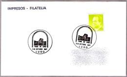 Matasellos FERIA DE LUGO. Lugo, Galicia, 1987 - 1931-Hoy: 2ª República - ... Juan Carlos I