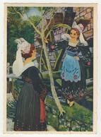 Homualk - La Bretagne  -  Jeunes Filles De Pont-Aven - Homualk