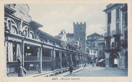 Piemonte  - Asti  - Asti - Mercato Coperto - Bella Animata - Asti