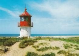 Insel Amrum - Am Quermarkenfeuer Bei Norddorf , Leuchtturm Lighthouse 1980 - Alemania