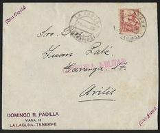 1937 - ESPANA - Cover + Michel 773 I - Y&T 583 [Isabel I De Castilla] + LA LAGUNA - 1931-Aujourd'hui: II. République - ....Juan Carlos I