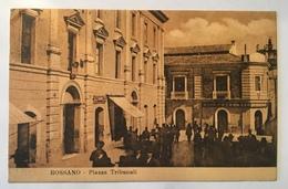 130 Rossano - Piazza Tribunali - Italie