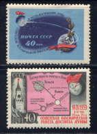 RUSSIE - 2237/2238** - LUNIK II - 1923-1991 URSS