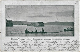 HUNGARY - NOGRAD VEROCZE - SHIP MILL - PHOTO POSTCARD - RARE - Hongarije