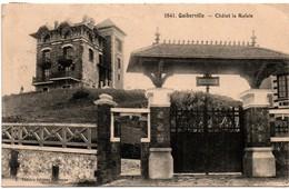 Quiberville 1925 : 2 Cartes : Chalet La Rafale & Brise Coup De Vent - - France