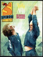 """SPIROU N° 2514 -  Année 1986 -  Couverture """"XIII"""" De VANCE Et VAN HAMME. - Spirou Magazine"""