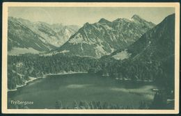 Germany Allgäuer Alpen Freibergsee Oberstoff 1921 - Oberstdorf