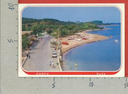 CARTOLINA NV GRECIA - CORFU CORFOU - Roda - 10 X 15 - Grecia