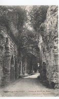 Coucy-le-Château   Porte Et Allée Du Parc - Ed Colin  - Ref PKF23 - France