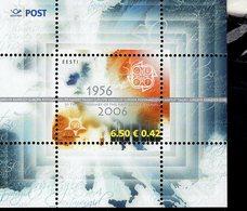 Estland Block 24 Europamarken ** MNH Postfrisch Neuf - Estonia