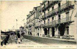Les Sables-d'Olonne (85) - Le Splendid-Hôtel Et Le Remblai - Sables D'Olonne
