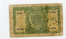 ITALIE: 50 LIRES - USÉ - [ 2] 1946-… : République