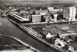 COUDEKERQUE-BRANCHE  L'usine Lesieur - Coudekerque Branche