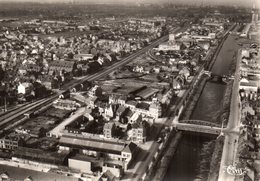 COUDEKERQUE-BRANCHE  Le Pont Saint Georges - Coudekerque Branche