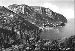 CAPRI - Marina Grande E Monte Solaro - Napoli (Naples)