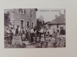 Fougerolles Tonnellerie Ougier Haute Saône Franche Comté - France