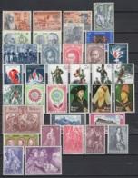 Belgique: 1964: 1278/1312 + 3 BL **, MNH. Cote COB 2020 : 33,25 € (TP Envoyés En Enveloppe) - Années Complètes