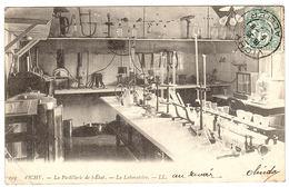 VICHY (03) - La Pastillerie De L' Etat - Le Laboratoire - Ed. LL. 103 - Vichy