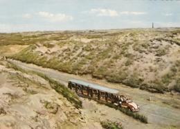 Norderney - Duenenexpress , VW Volkswagen Train 1966 - Norderney
