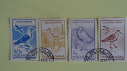 ROUMANIE - 1991 - 4 TIMBRES -  Obli - Used - Très Bon état - 1948-.... Repúblicas