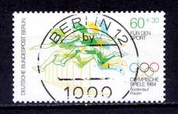 GERMANIA - BERLINO - Jahr 1984 - MICHEL 716 - Usato - Used - Utilisè - Gestempelt. - Usati