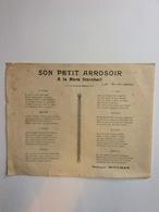 Partition Musicale : Son Petit Arrosoir à La Mère Steinheil Georges Boulhan - Partitions Musicales Anciennes
