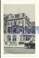 Côte Belge. Wenduine. Hôtel Du Littoral. Restaurant - Wenduine