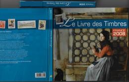 """FRANCE 2008 """"Le Livre Des Timbres"""" Con Taschine Per Francobolli-album C/custodia-------(562E) - Bibliographien"""