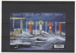 FINLANDE - BLOC N°31 ** (2003) Phares - Finlande