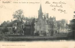 Belgique - Roulers - Rumbeke - Château Du Comte De Limburg-Stirum - Edit. Hoffmann N° 4506 - Roeselare