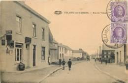 Belgique - Sambreville - Velaine-sur-Sambre -Réparations Motos-Vélos - Rue Du Villers - Sambreville