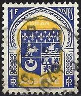 Algeria 1947 - Mi 263 - YT 256 ( Coat Of Arms Of Oran ) - Gebraucht