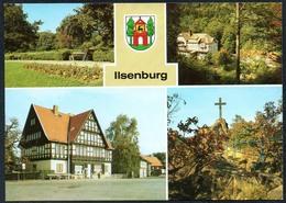 D0612 - TOP Ilsenburg Kurheim Martin Andersen Nexö - Bild Und Heimat Reichenbach - Ilsenburg