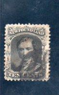 TERRE-NUEVE 1866-71 O - Newfoundland