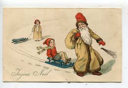Père Noel Santa Claus - Santa Claus