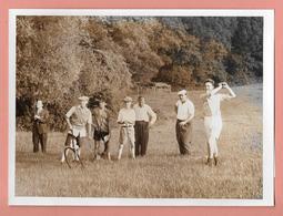 Photo Press Sport GOLF ?  - 1959 - JOHN BAILEY - FRED CRITTALL JOCK DONALD KEVIN MEANEY DAVID WILDE CHARLIE MACEY - Sport