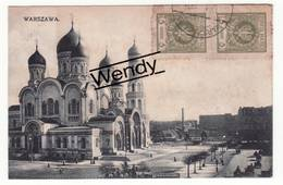 Warszawa (voir Scan) - Pologne