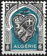 Algeria 1948 - Mi 272 - YT 268 ( Coat Of Arms Of Alger ) - Gebraucht