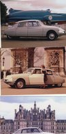 Citroen ID 19  -  Lot De 6 Voitures/Automobiles  -  6 X Cartes Postales Modern - 6 X CPM - Voitures De Tourisme