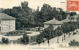 75  PARIS 20e  HOPITAL DEBROUSSE LE PARC - District 20