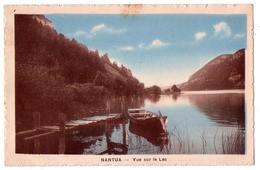 6320 - Nantua ( 01 ) - Vue Sur Le Lac - - Nantua